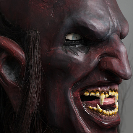 Krampus Maske 2015 englmasken.at