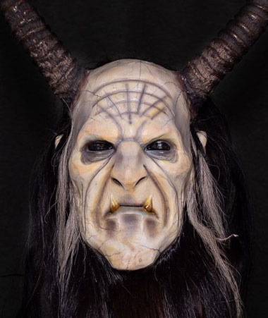 Krampus Maske 2017 englmasken.at