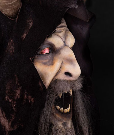 Krampus Maske 2018 englmasken.at