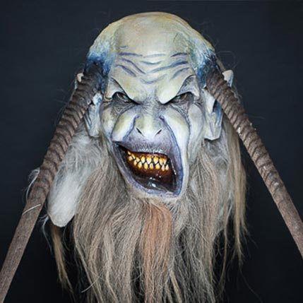 Krampus Maske 2014 englmasken.at