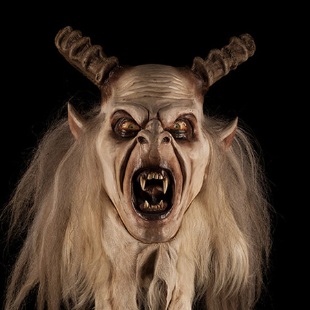 Krampus Maske 2011 englmasken.at