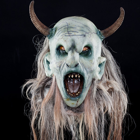 Krampus Maske 2013 englmasken.at