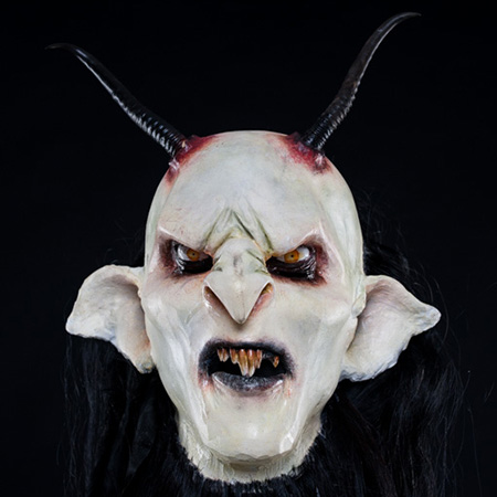 Krampus Maske 2012 englmasken.at